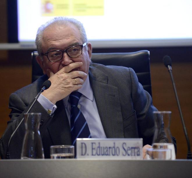 El ex ministro de Defensa y presidente de la Fundación Transforma...
