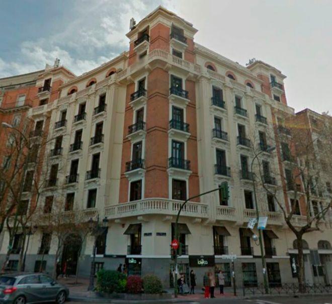 Superoperación inmobiliaria en la Milla de Oro de Madrid