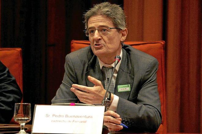 El ex director de Ferrovial en la comisión del Parlament por el 'caso Palau'