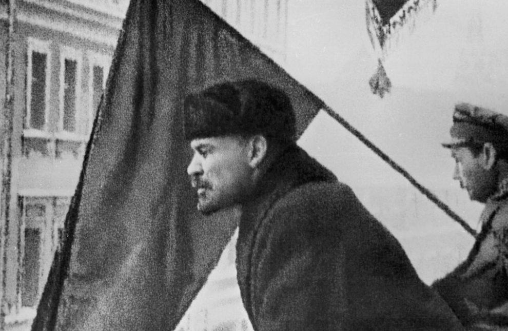 Vladímir Ilich Uliánov, Lenin.