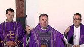Retransmisión de la Santa Misa desde el seminario San Jerónimo de...