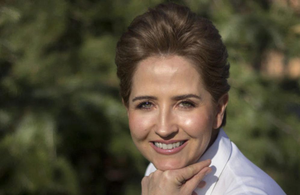 La periodista Mercedes Torre, rostro habitual en TVE, ha cambiado...
