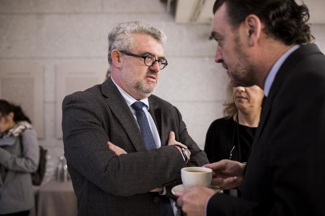 El patronato del Museo del Prado respaldará hoy a Miguel Falomir como nuevo director