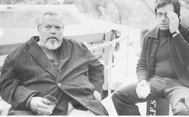 Netflix completará la película inacabada de Orson Welles