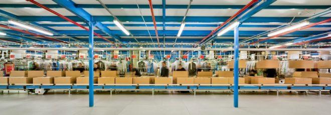 08be79da56700 Fábrica de una gran empresa textil. EL MUNDO