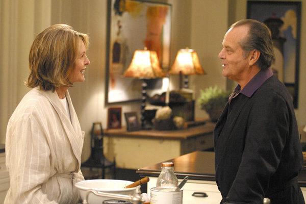 Fotograma de la película 'Cuando menos te lo esperas'