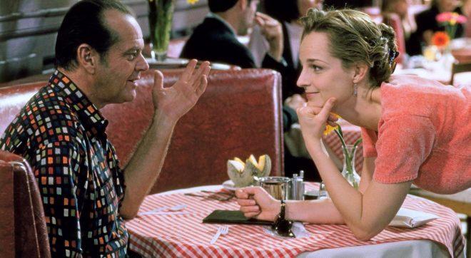 Nicholson interpreta a Melvin, un escritor maniático en 'Mejor...