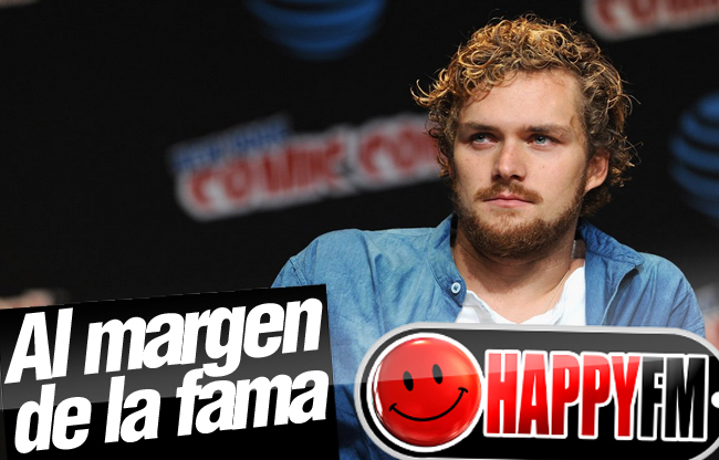 finn jones iron fist la nueva estrella que no quiere ser estrella happy fm el mundo. Black Bedroom Furniture Sets. Home Design Ideas