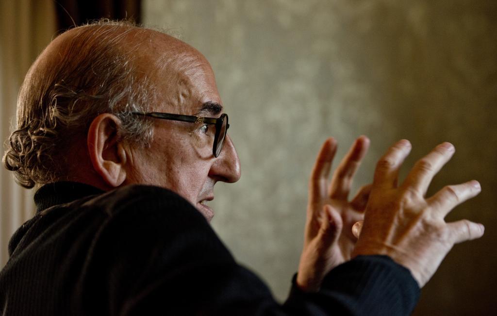 El productor Jaume Roures, socio y fundador de Mediapro.