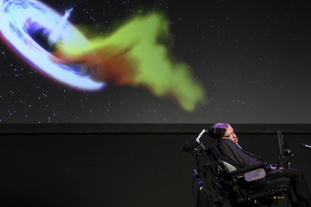 Stephen Hawking Planea Viajar Al Espacio Con Virgin Galactic