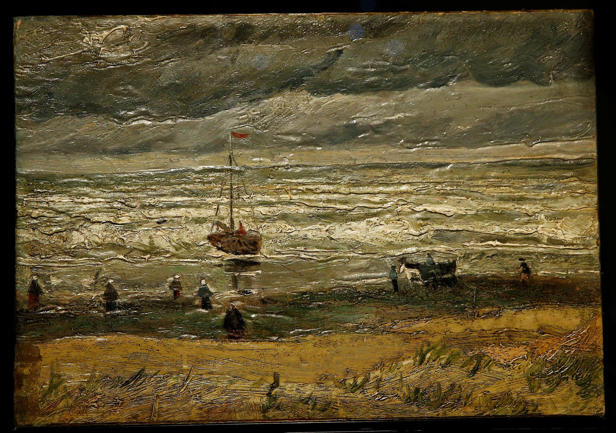 Las pinturas robadas de Van Gogh regresan a Amsterdam 14 años ...