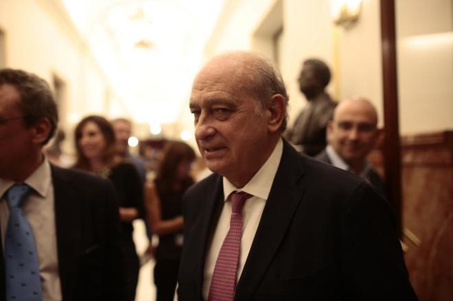 El congreso pide con urgencia las grabaciones a fern ndez for Ex ministro del interior