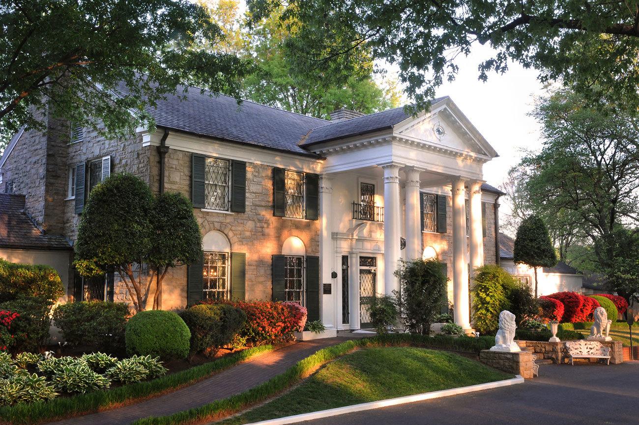 Por la segunda mansión más visitada de Estados Unidos después de la...