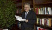 El magistrado Juan José González Rivas, nuevo presidente del TC.