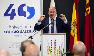 C's busca tres diputados para una moción de censura contra el presidente de Murcia el lunes