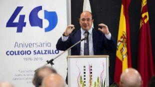 C's busca 3 diputados para la moción de censura contra el presidente de Murcia