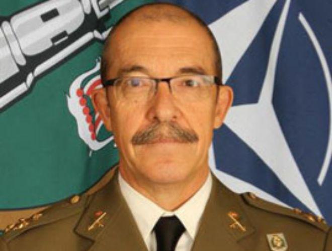 El  teniente general Fernando Alejandre.