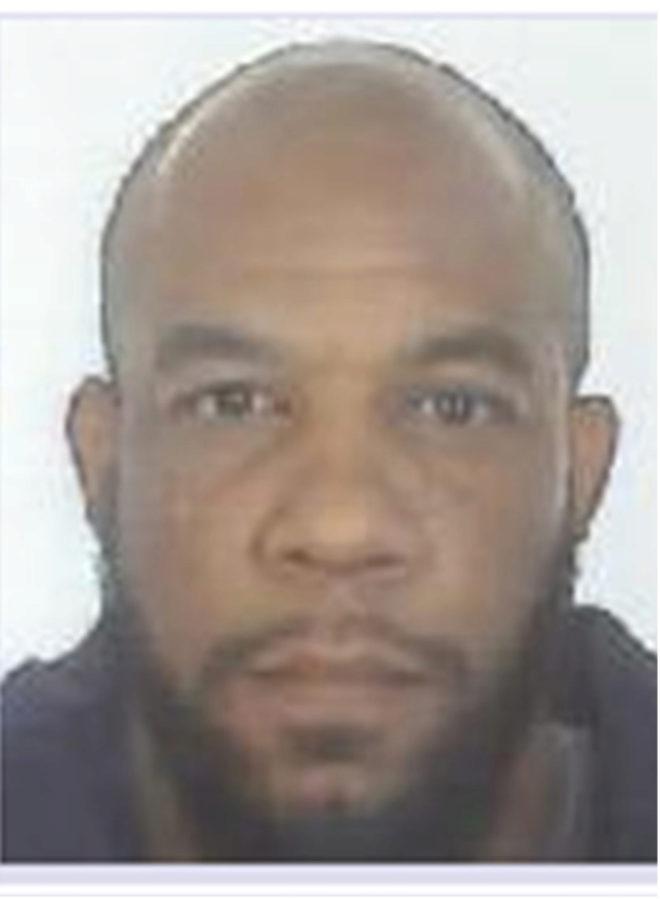 Fotografía de Khalid Masood, el terrorista autor de la matanza en Londres.