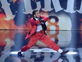 'El Tekila', en la final del programa de Telecinco 'Got Talent'.