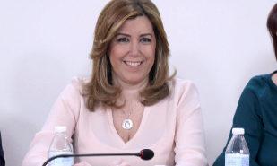 Susana Díaz allana su camino hacia Ferraz
