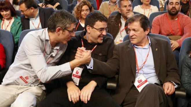 La Gestora del PSOE utiliza el Foro Político para atacar a Pedro Sánchez