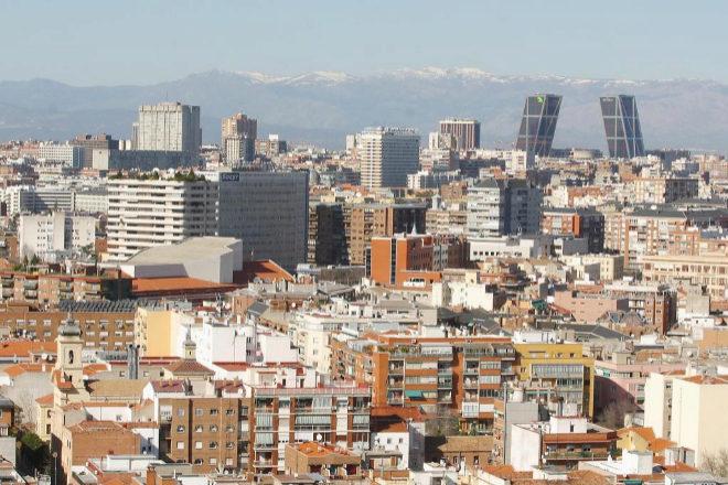 Madrid, tercera urbe europea favorita para la inversión en 'ladrillo'