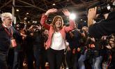 Susana Díaz presenta su candidatura a las primarias del PSOE en...