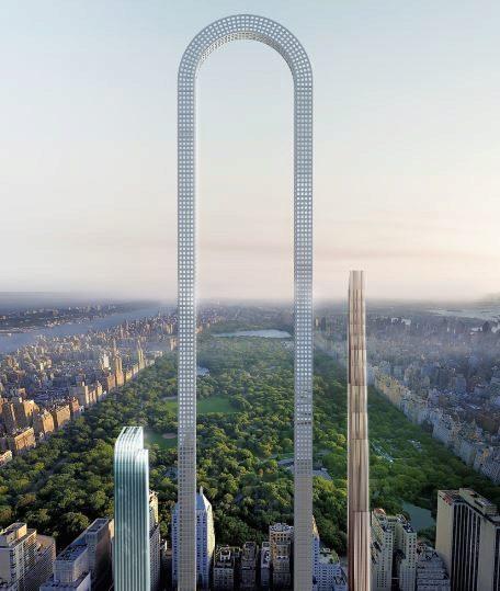 el edificio ms largo que no ms alto del mundo ms de un kilmetro de extremo a extremo