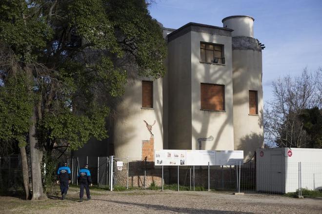 b64e69c107929 Operación de rescate de la torre telegráfica en el parque del Retiro ...
