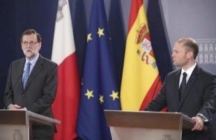 """Rajoy sobre el Brexit: """"Vamos a defender nuestros intereses"""""""