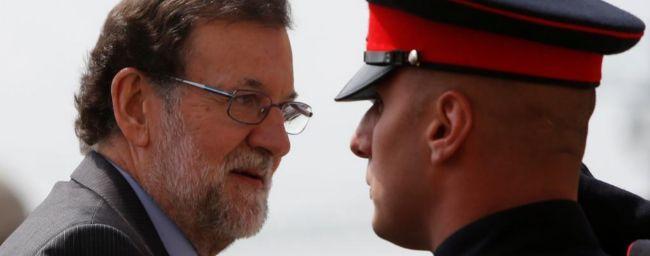 """Rajoy respetará lo que decida C's en Murcia  pero pide """"un debate""""  sobre la presunción de inocencia"""