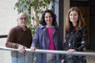 El equipo de investigadores que están desarrollando el proyecto Nanotears.