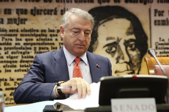 El presidente de RTVE, José Antonio Sánchez.