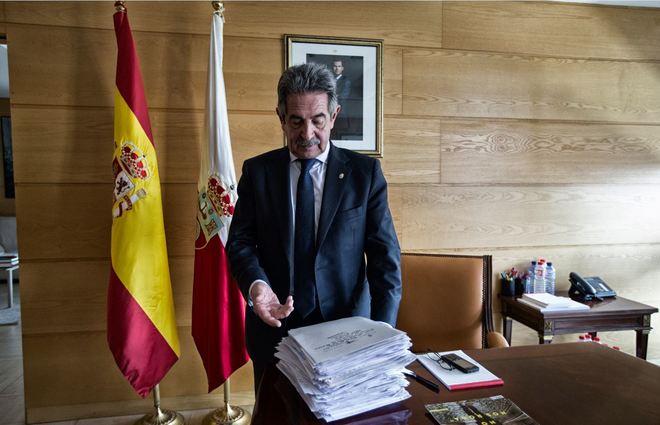 "Revilla: ""Que yo sea tan querido refleja lo mal que está España"""