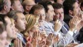 Mariano Rajoy, en la clausura del congreso del PP de la Comunidad...
