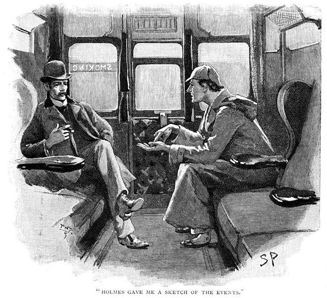 Cuando Arthur Conan Doyle inventó a Sherlock Holmes | Cultura Home | EL MUNDO