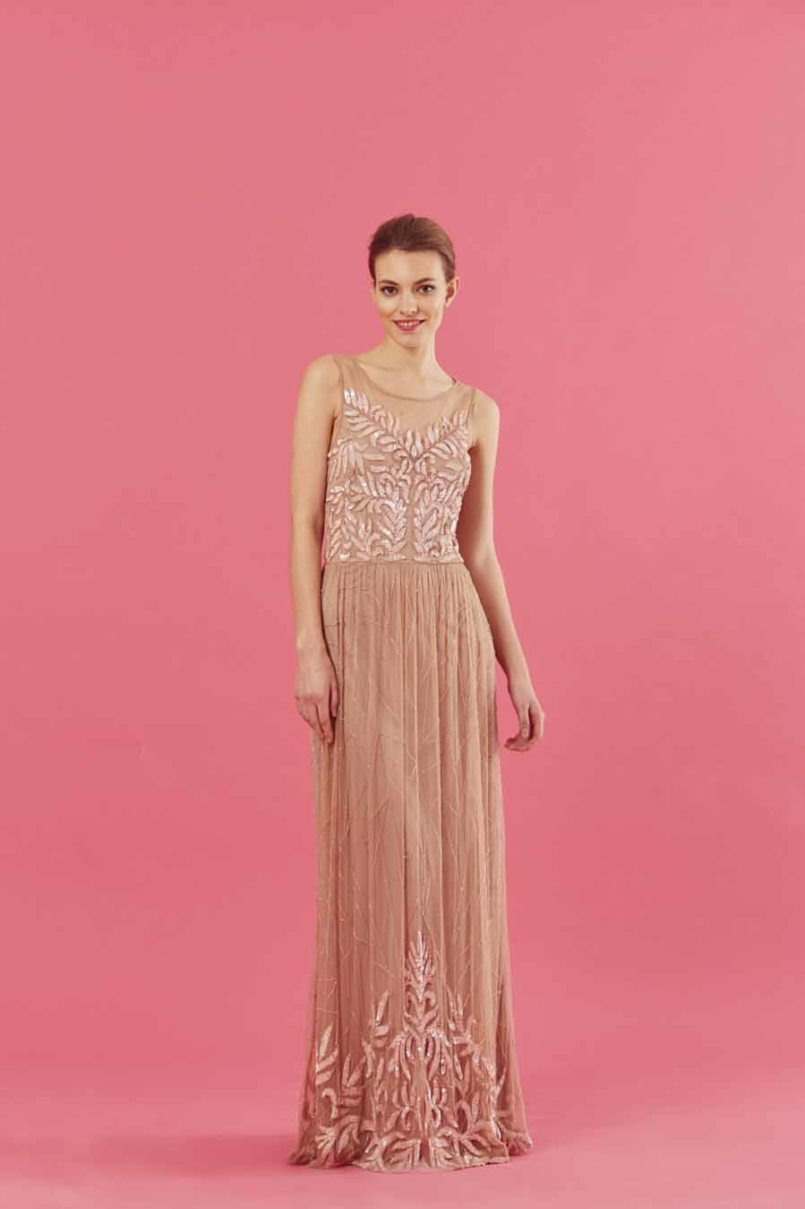 Vestido de invitada de boda de Coosy | Yodona/moda | EL MUNDO