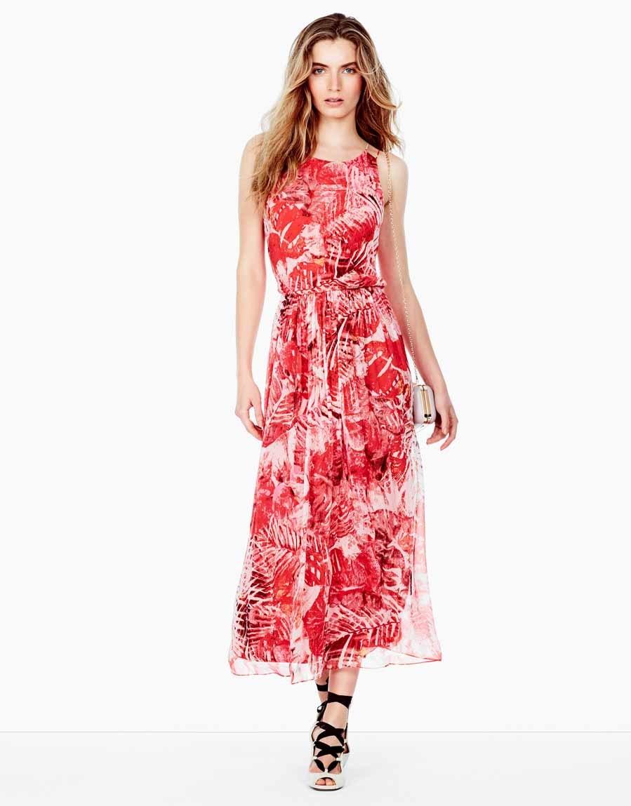 Vestido de invitada de boda de Sandro | Yodona/moda | EL MUNDO