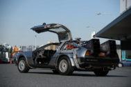 El DeLorean ya está aquí: combustible gracias a ropa vieja