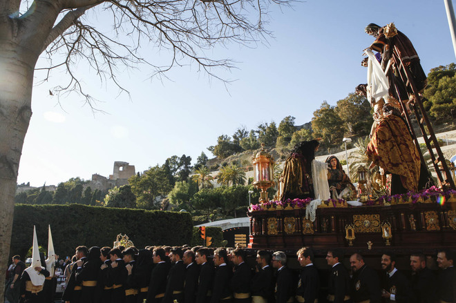 Tronos marineros en m laga andalucia home el mundo - El mundo andalucia malaga ...
