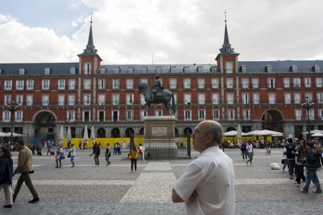 El psoe denuncia la adjudicaci n de un hotel en la casa de - Carniceria en madrid ...