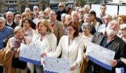Familiares de víctimas del terrorismo presentan el manifiesto 'Por un...