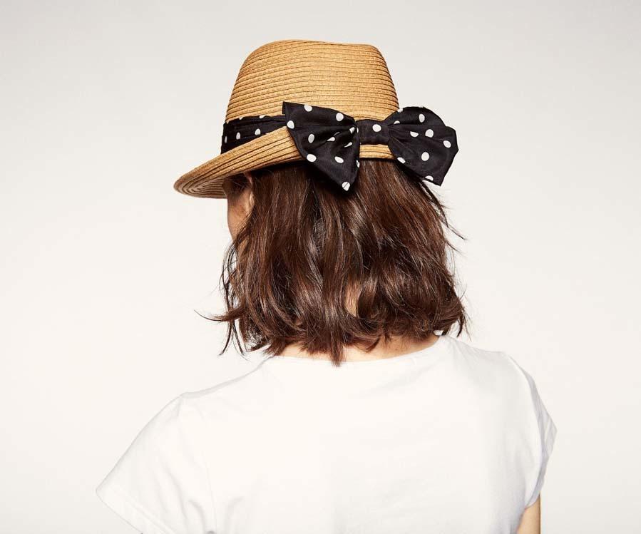 Lazos en el sombrero  Sfera  a9ee0efefd3