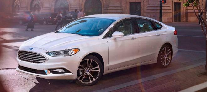 Ford modelos nuevos