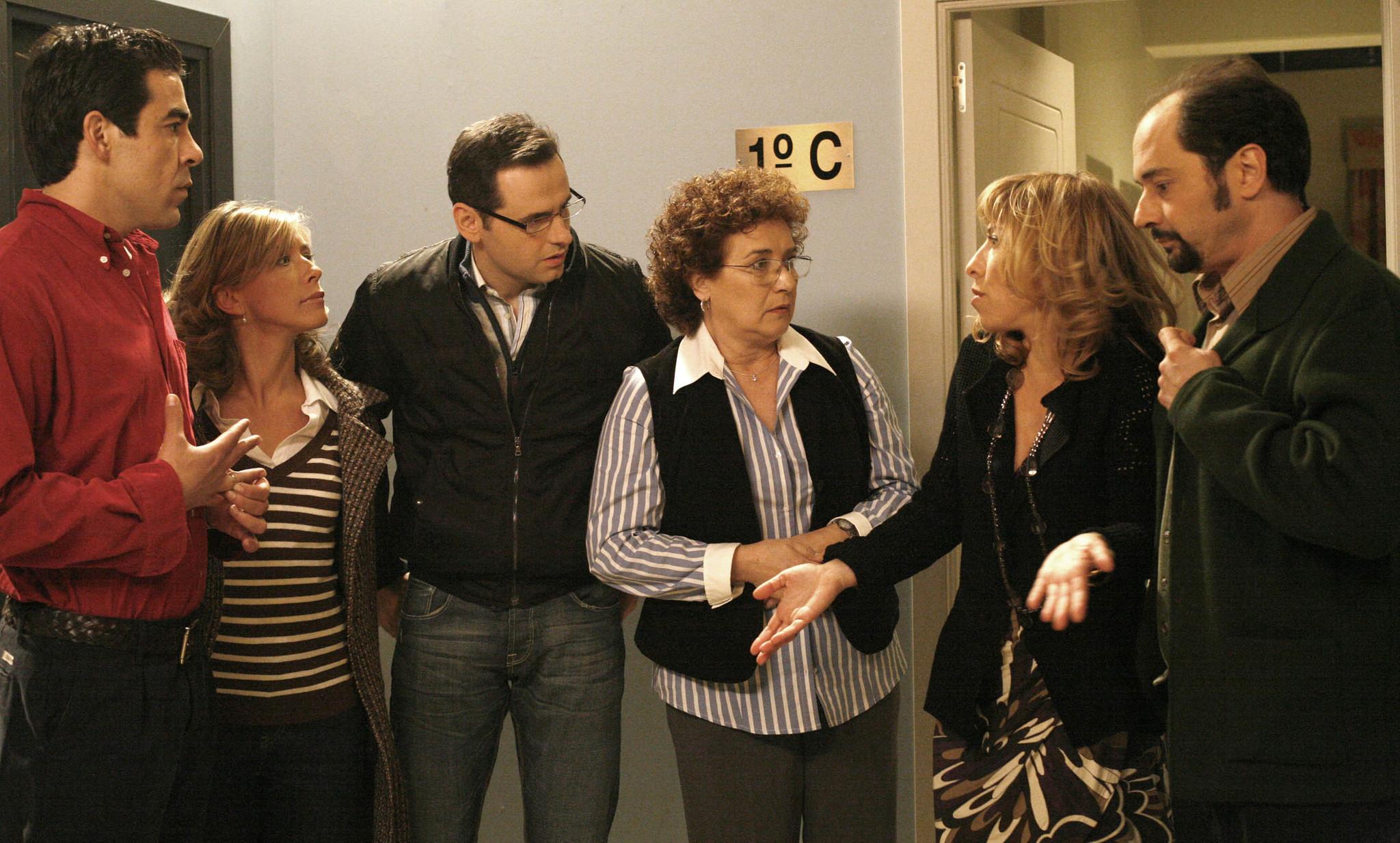 Imagen del capítulo 2 de la primera temporada de 'La que se avecina',...
