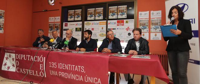 El torneo se presentó en la tarde de ayer en el Club de Tenis Castellón.