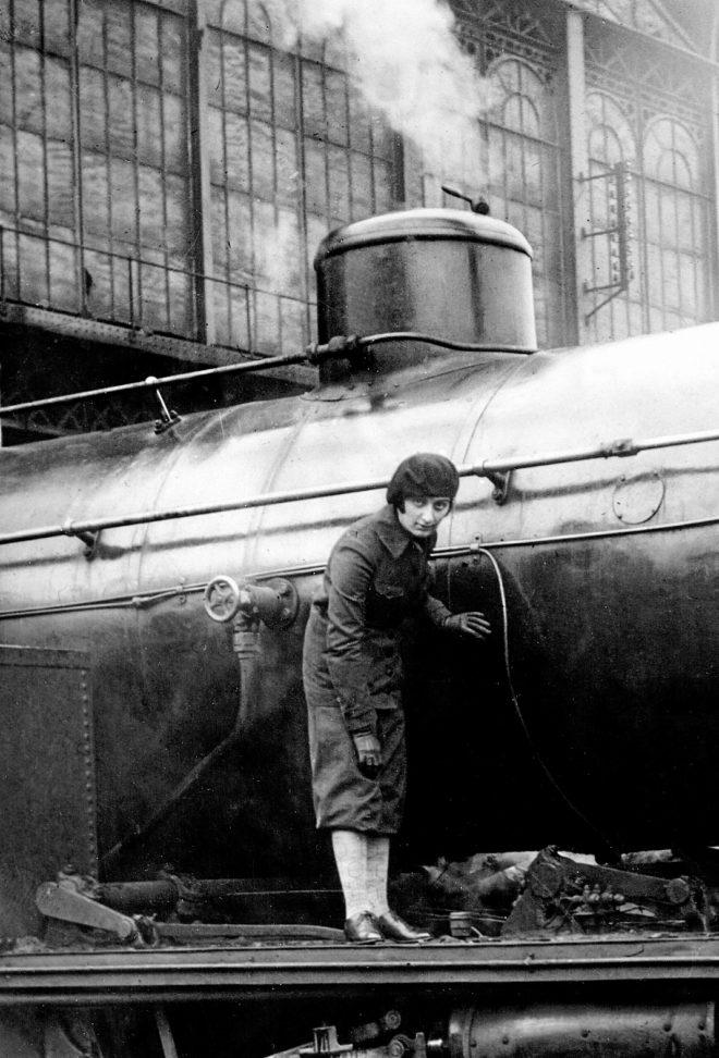 Pilar Careaga Basabe, primera ingeniera industrial titulada en...