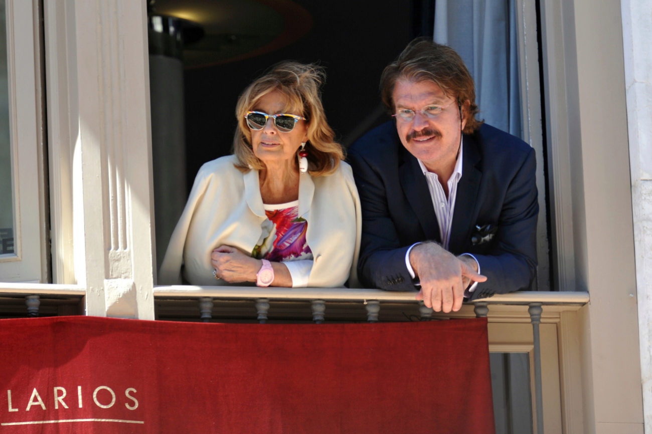 El 2015 fue un año agridulce en la vida de María Teresa Campos. Por...