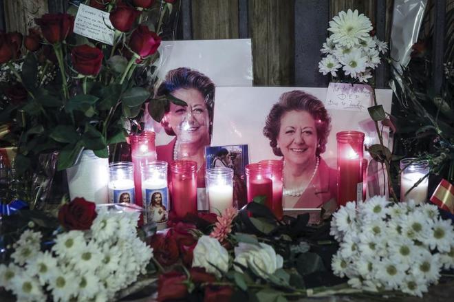 Murió Rita Barberá