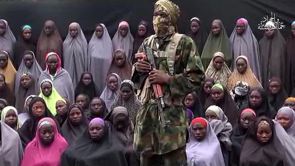 Resultado de imagen de boko haram nigeria secuestro